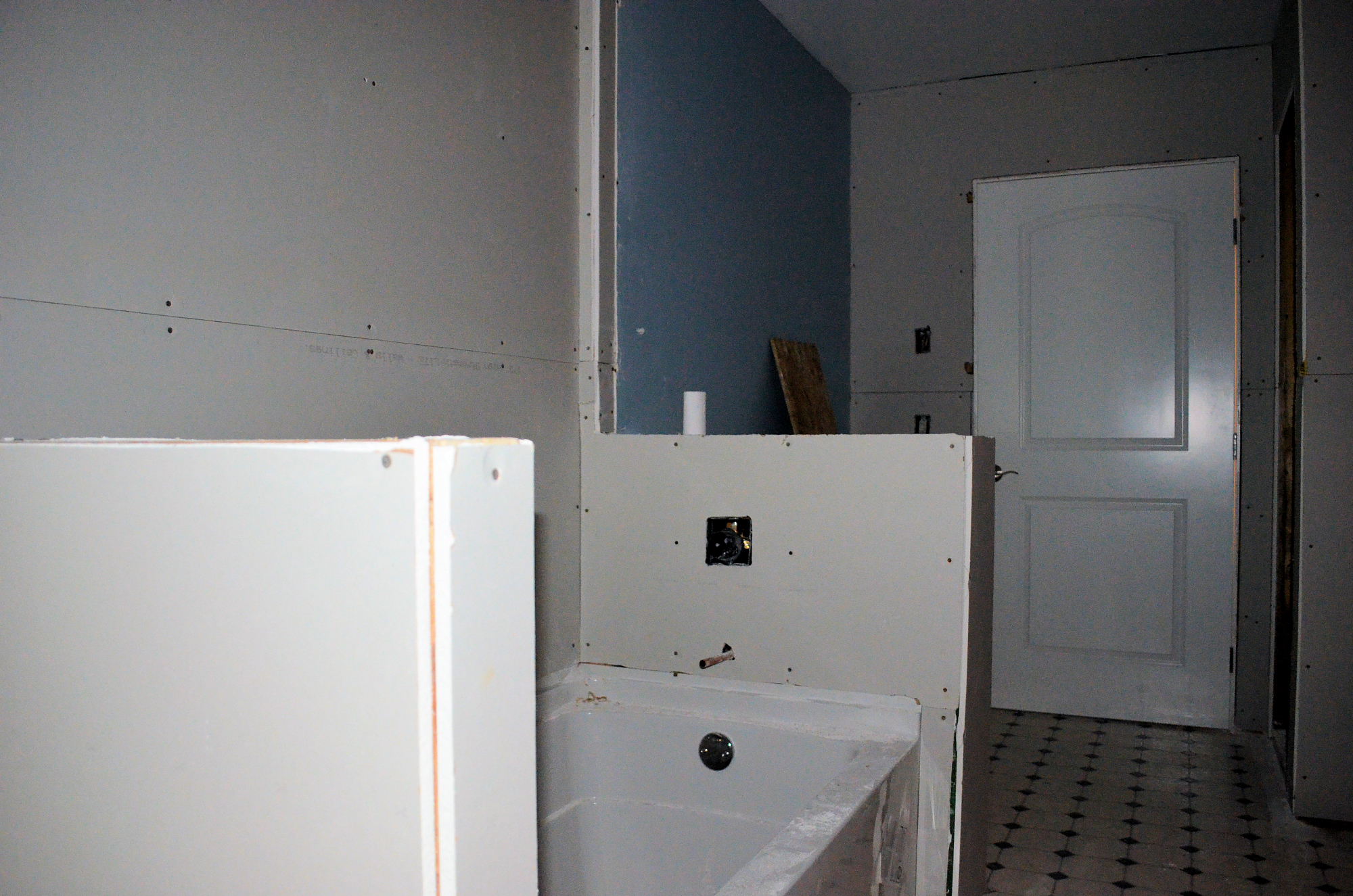 Jeff 39 s blog monday june 29 2015 week twelve What sheetrock to use in bathroom